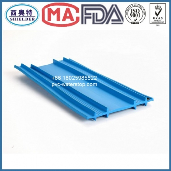 Ribbed Flat PVC Waterstop - Fufujing.com