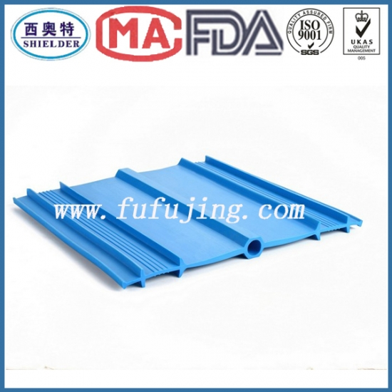 Ribbed Flat PVC Waterstop C200