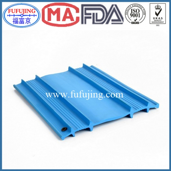 Ribbed Flat PVC Waterstop W200