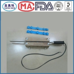 One set of heater blade & Splice Iron for waterstop splicing