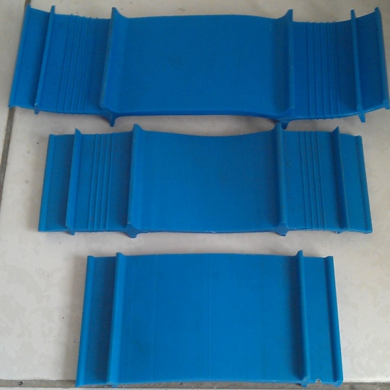 This kind of PVC waterstop is used in the place which is subject to high hydraulic pressure, such as Reservoirs, dams, sewages.